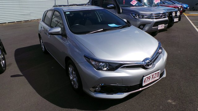 Used Toyota Corolla Ascent Sport, Morayfield, 2018 Toyota Corolla Ascent Sport Hatchback