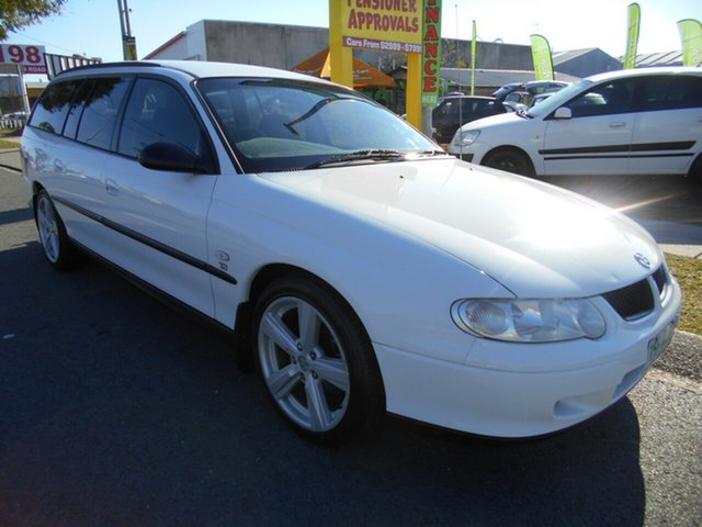 Used Holden Commodore Executive, Slacks Creek, 2002 Holden Commodore Executive Wagon