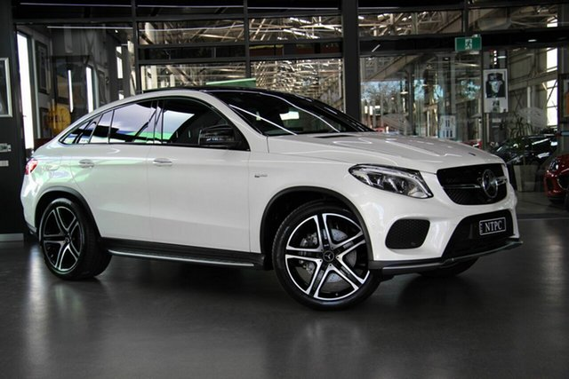 Used Mercedes-Benz GLE43 AMG Coupe 9G-Tronic 4MATIC, North Melbourne, 2018 Mercedes-Benz GLE43 AMG Coupe 9G-Tronic 4MATIC Wagon