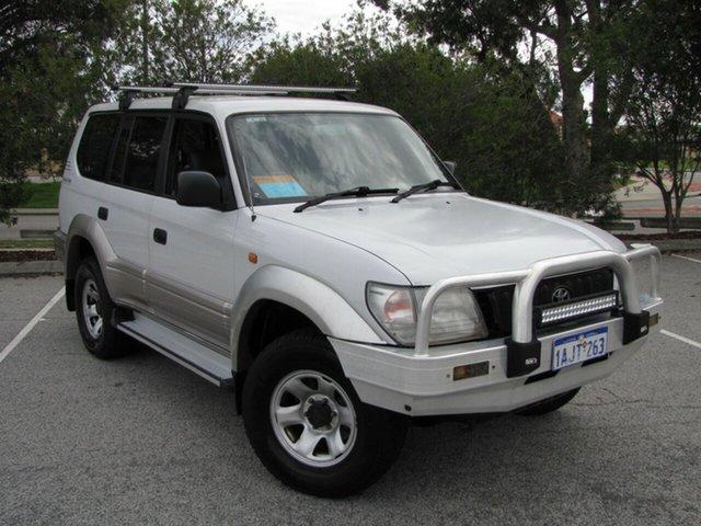 Used Toyota Landcruiser Prado GXL, Maddington, 1999 Toyota Landcruiser Prado GXL Wagon