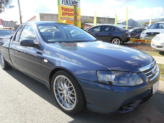 Used Ford Falcon XL Ute Super Cab, Slacks Creek, 2007 Ford Falcon XL Ute Super Cab Utility