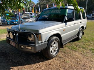 2003 Land Rover Discovery Wagon.