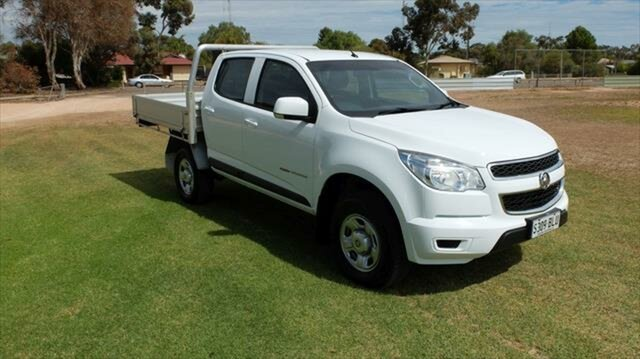 Used Holden Colorado LS Crew Cab, 2016 Holden Colorado LS Crew Cab Cab Chassis
