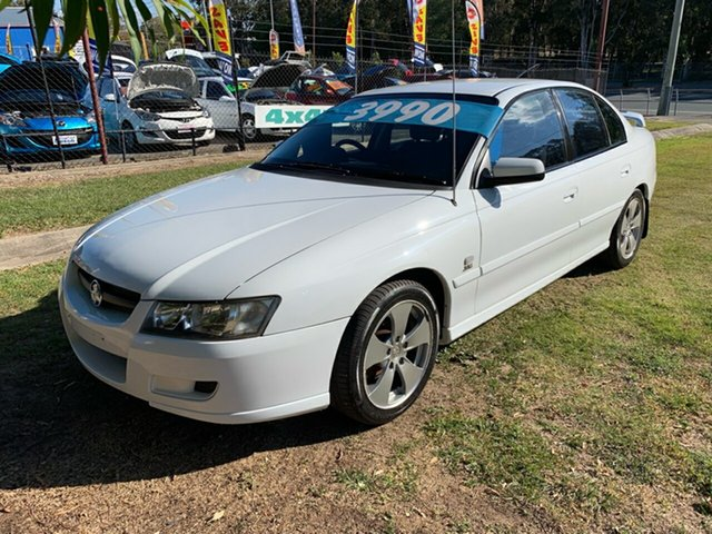 Used Holden Commodore Lumina, Clontarf, 2005 Holden Commodore Lumina Sedan