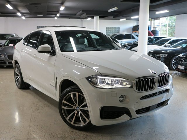 Used BMW X6 xDrive50i Coupe Steptronic, Albion, 2015 BMW X6 xDrive50i Coupe Steptronic Wagon