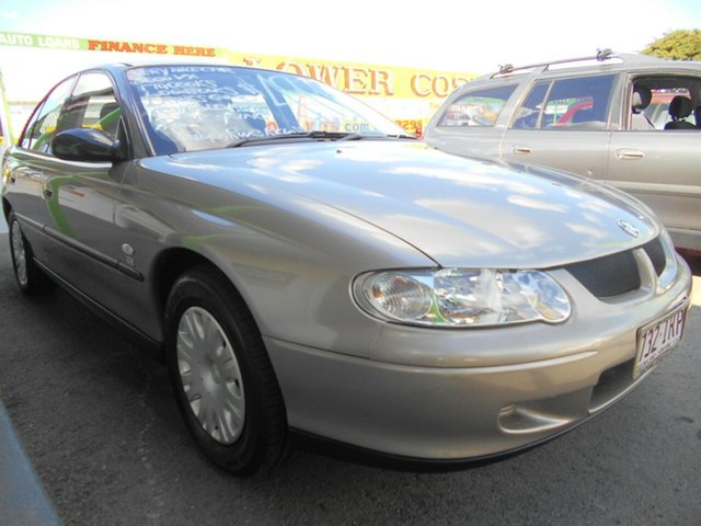 Used Holden Commodore Executive, Slacks Creek, 2000 Holden Commodore Executive Sedan