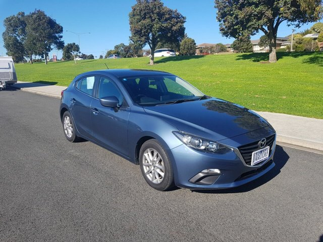 Used Mazda 3, Warrnambool East, 2014 Mazda 3 Hatchback