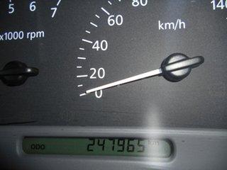2002 Holden Commodore Executive Wagon.