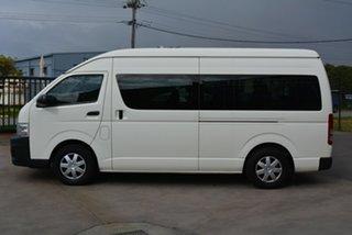 2012 Toyota HiAce Commuter Bus.