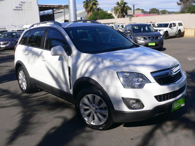 Used Holden Captiva 5 LT (AWD), St Marys, 2013 Holden Captiva 5 LT (AWD) Wagon