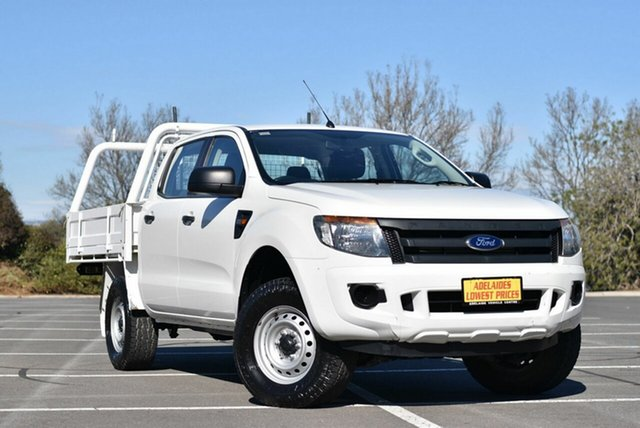 Used Ford Ranger XL Double Cab 4x2 Hi-Rider, Enfield, 2012 Ford Ranger XL Double Cab 4x2 Hi-Rider Utility