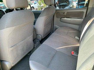 2005 Toyota Hilux SR5 (4x4) Dual Cab Pick-up.