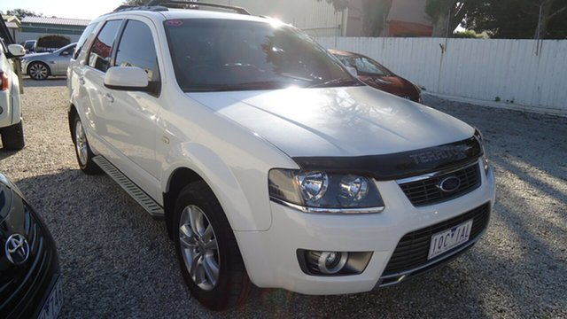 Used Ford Territory TS RWD Limited Edition, Seaford, 2010 Ford Territory TS RWD Limited Edition Wagon
