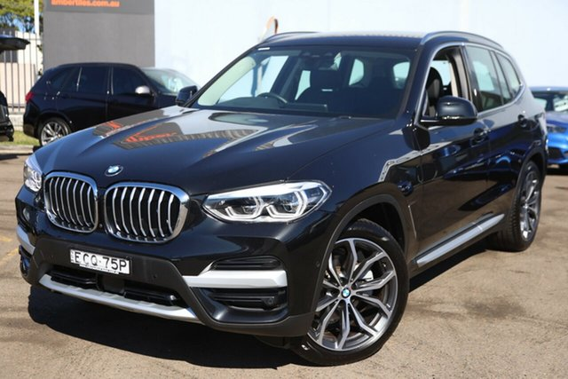 Used BMW X3 xDrive 30I, Brookvale, 2018 BMW X3 xDrive 30I Wagon