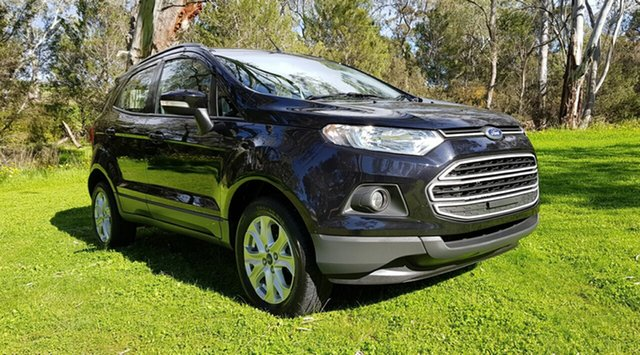 Used Ford Ecosport Trend, Tanunda, 2014 Ford Ecosport Trend Wagon