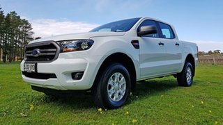 2018 Ford Ranger XLS Double Cab Utility.