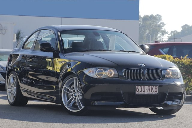 Used BMW 1 Series 135i D-CT Sport, Bowen Hills, 2010 BMW 1 Series 135i D-CT Sport Coupe