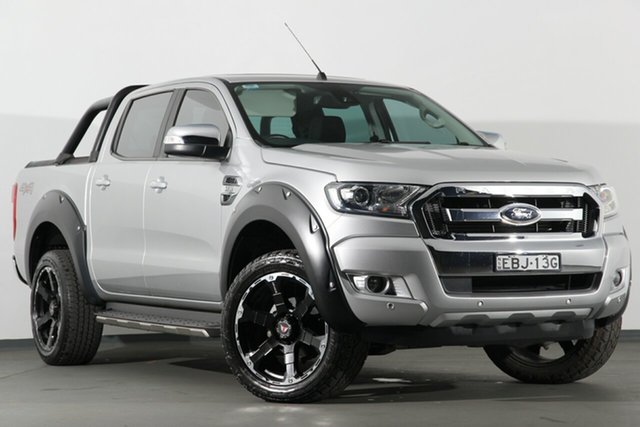 Used Ford Ranger XLT Double Cab, Campbelltown, 2017 Ford Ranger XLT Double Cab Utility