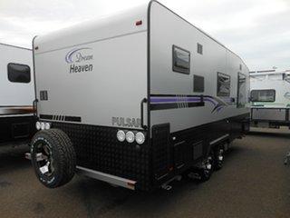 2019 DREAM HEAVEN CARAVANS Pulsar [DHC005]CON Caravan.