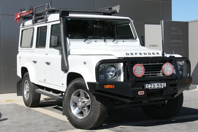 Discounted Used Land Rover Defender, Narellan, 2015 Land Rover Defender SUV