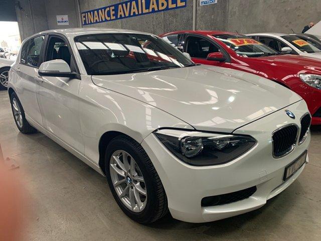 Used BMW 116i 116i, Cranbourne, 2012 BMW 116i 116i Hatchback