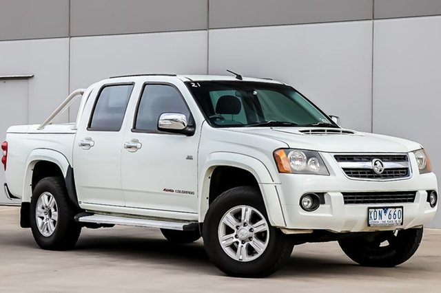 Discounted Used Holden Colorado LT-R Crew Cab, Pakenham, 2009 Holden Colorado LT-R Crew Cab Utility