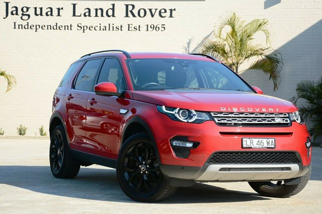 Used Land Rover Discovery Sport TD4 150 HSE, Welshpool, 2017 Land Rover Discovery Sport TD4 150 HSE Wagon