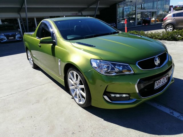 Discounted Used Holden Ute SS Ute, Yamanto, 2015 Holden Ute SS Ute Utility