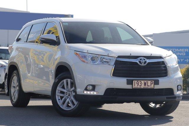Used Toyota Kluger GX AWD, Bowen Hills, 2016 Toyota Kluger GX AWD Wagon