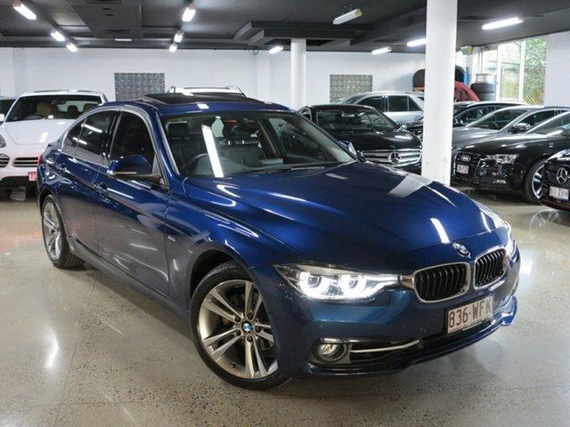 Used BMW 318i Sport Line, Albion, 2015 BMW 318i Sport Line Sedan