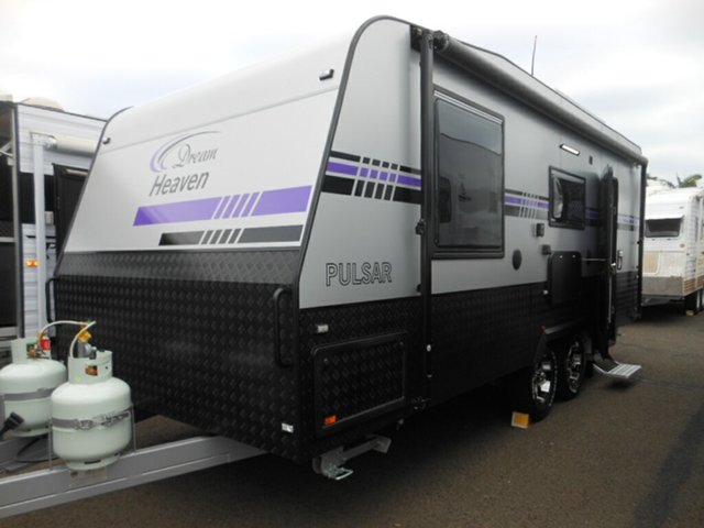 Discounted New DREAM HEAVEN CARAVANS Pulsar [DHC005]CON, Pialba, 2019 DREAM HEAVEN CARAVANS Pulsar [DHC005]CON Caravan