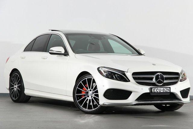Used Mercedes-Benz C250 7G-Tronic +, Narellan, 2016 Mercedes-Benz C250 7G-Tronic + Sedan