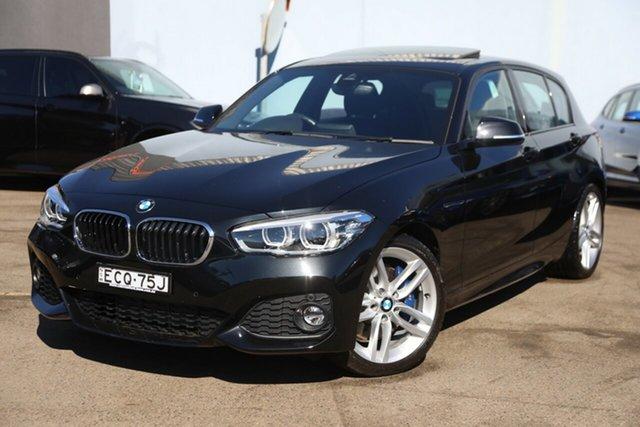 Used BMW 125i Sport Line, Brookvale, 2016 BMW 125i Sport Line Hatchback