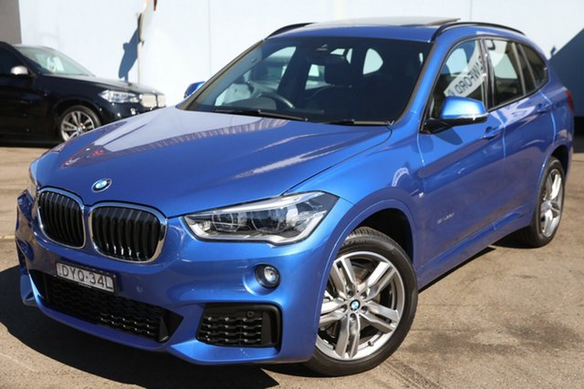 Used BMW X1 sDrive 20I, Brookvale, 2018 BMW X1 sDrive 20I Wagon
