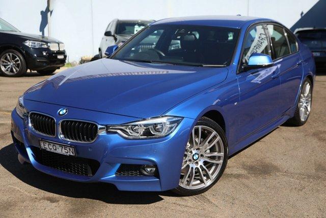 Used BMW 330i M Sport, Brookvale, 2017 BMW 330i M Sport Sedan