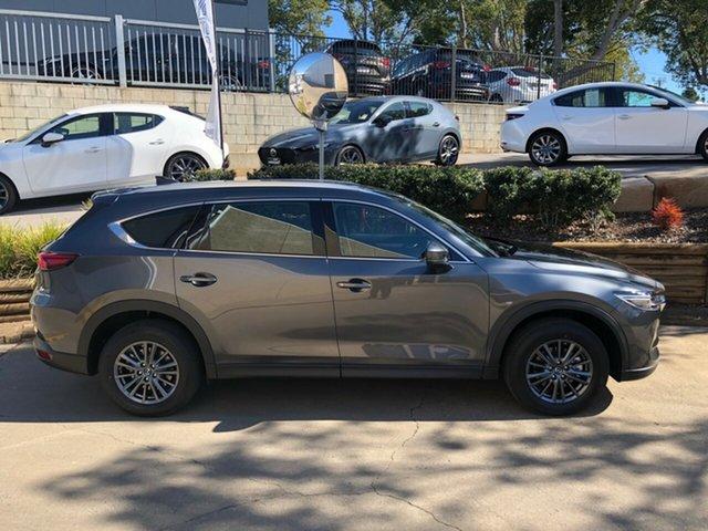 Demonstrator, Demo, Near New Mazda CX-8 Sport SKYACTIV-Drive FWD, Toowoomba, 2019 Mazda CX-8 Sport SKYACTIV-Drive FWD Wagon