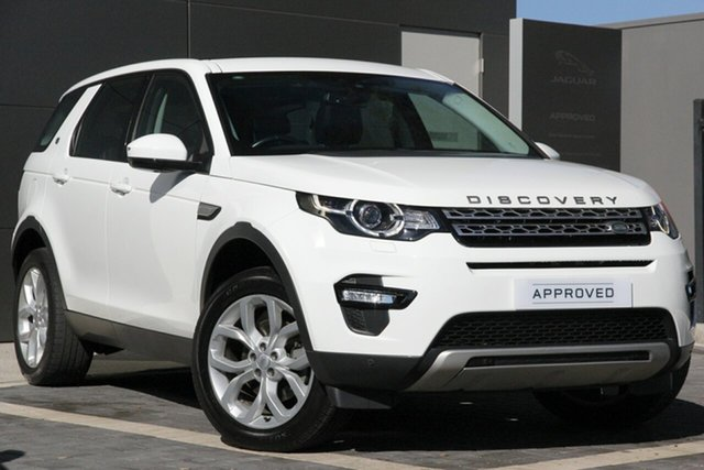 Used Land Rover Discovery Sport Td4 HSE, Campbelltown, 2015 Land Rover Discovery Sport Td4 HSE SUV