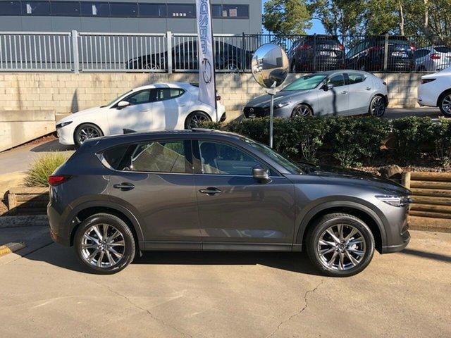 Demonstrator, Demo, Near New Mazda CX-5 Akera SKYACTIV-Drive i-ACTIV AWD, Toowoomba, 2019 Mazda CX-5 Akera SKYACTIV-Drive i-ACTIV AWD Wagon