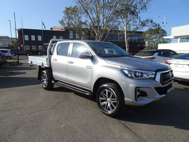 Used Toyota Hilux SR5 Double Cab, Nowra, 2019 Toyota Hilux SR5 Double Cab Utility