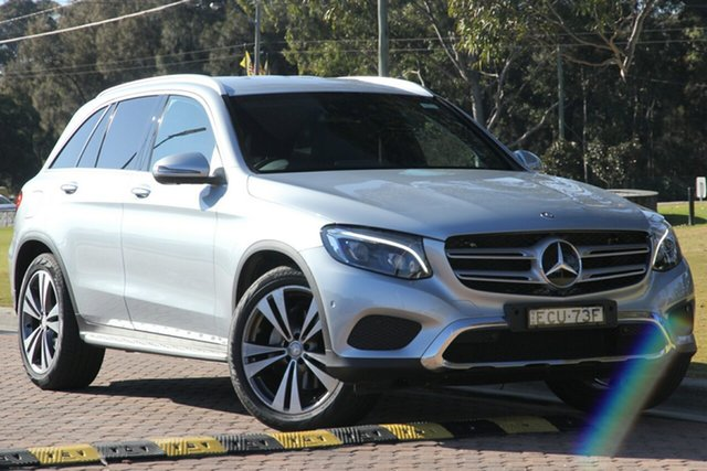 Used Mercedes-Benz GLC250 d 9G-Tronic 4MATIC, Warwick Farm, 2016 Mercedes-Benz GLC250 d 9G-Tronic 4MATIC SUV