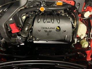 2007 Mitsubishi Lancer VR-X Sedan.