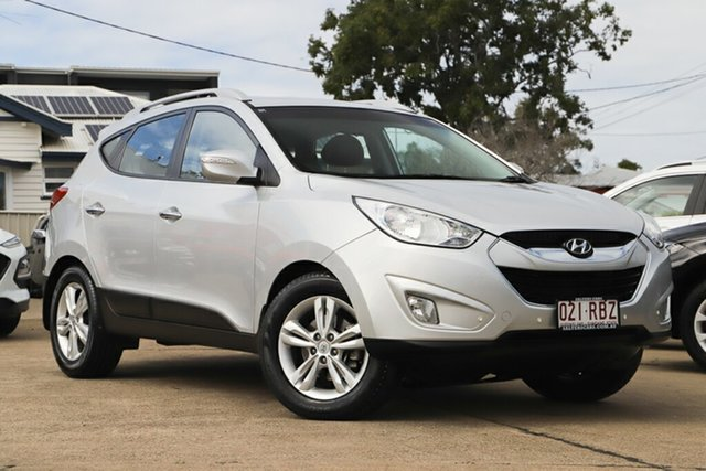 Used Hyundai ix35 Elite AWD, Indooroopilly, 2010 Hyundai ix35 Elite AWD Wagon