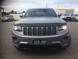 2014 Jeep Grand Cherokee Blackhawk (4x4) Wagon.