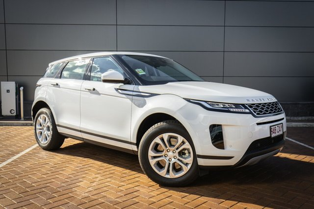 Discounted Demonstrator, Demo, Near New Land Rover Range Rover Evoque D180 S, Toowoomba, 2019 Land Rover Range Rover Evoque D180 S Wagon