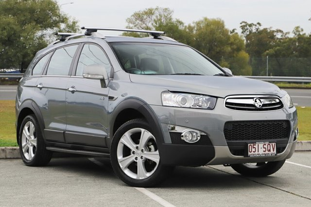 Used Holden Captiva 7 AWD LX, Indooroopilly, 2012 Holden Captiva 7 AWD LX Wagon