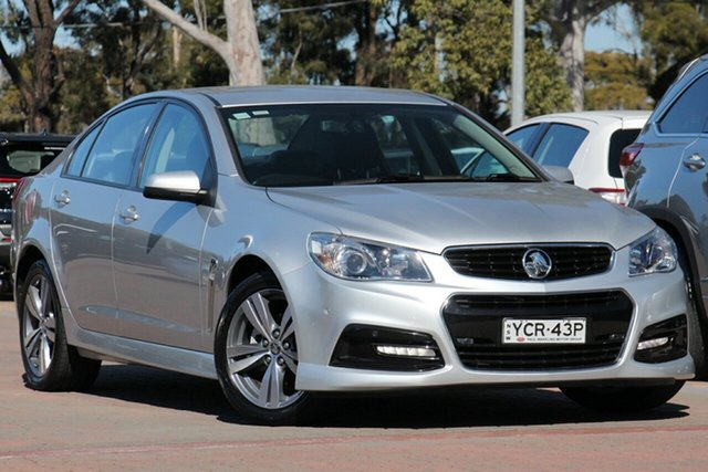 Used Holden Commodore SV6, Warwick Farm, 2014 Holden Commodore SV6 Sedan