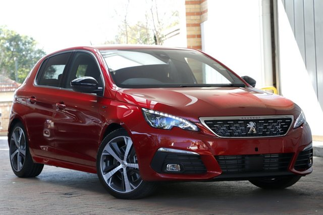 Discounted New Peugeot 308 GT, Artarmon, 2019 Peugeot 308 GT Hatchback
