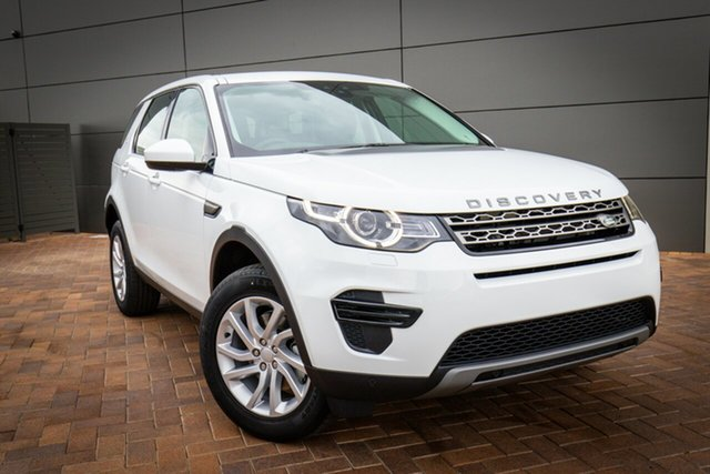 Discounted Demonstrator, Demo, Near New Land Rover Discovery Sport Si4 177kW SE, Toowoomba, 2019 Land Rover Discovery Sport Si4 177kW SE Wagon