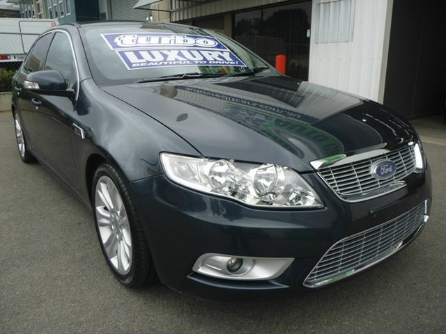 Used Ford Falcon G6E Turbo, Edwardstown, 2010 Ford Falcon G6E Turbo Sedan
