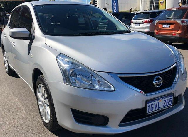 Used Nissan Pulsar ST, Geraldton, 2014 Nissan Pulsar ST Hatchback